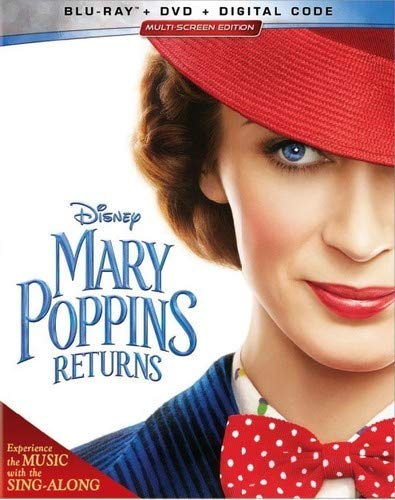 "Blu-Ray Review: ""Mary Poppins Returns"""