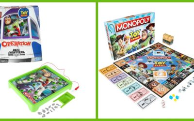 Monopoly: Toy Story Edition, Buzz Lightyear Operation Available Now From Hasbro