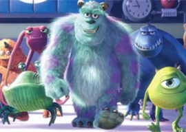 """Monsters Inc."" Stars Returning for Disney+ Series ""Monsters at Work"""