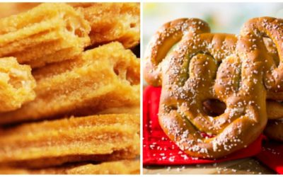 Mouse Madness 6: Final Four - Churro vs. Mickey Pretzel