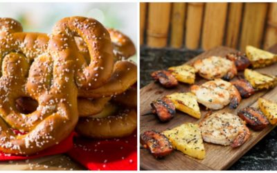 Mouse Madness 6: Second Round – Mickey Pretzel vs. Bengal Barbecue Skewers