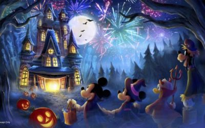 New Halloween Fireworks Spectacular Coming to Mickey's Not-So-Scary Halloween Party