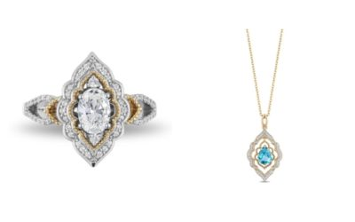 "Peoples Jewellers Unveils ""Aladdin"" Enchanted Disney Fine Jewelry Collection"