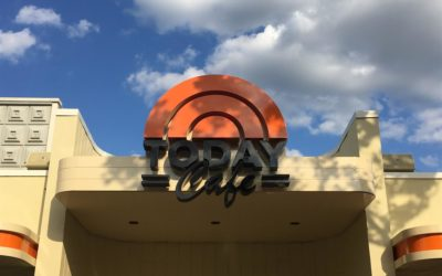 Review: The TODAY Cafe at Universal Studios Florida