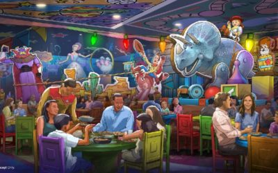 Roundup Rodeo BBQ Table Service Location Announced for Toy Story Land at Disney's Hollywood Studios