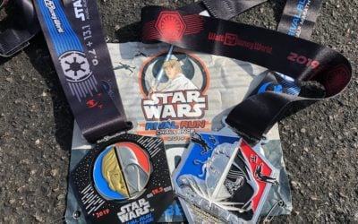 Recap: runDisney Star Wars Rival Run Weekend