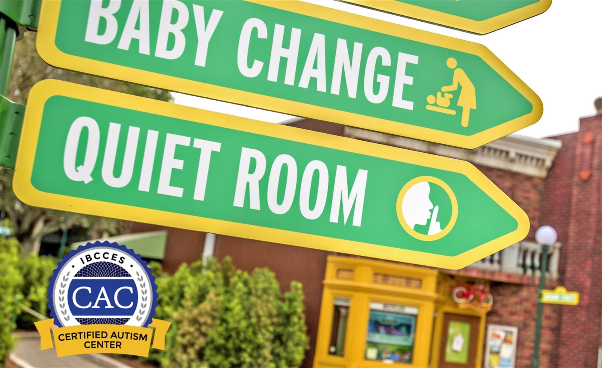 Seaworld Orlando Designated As A Certified Autism Center