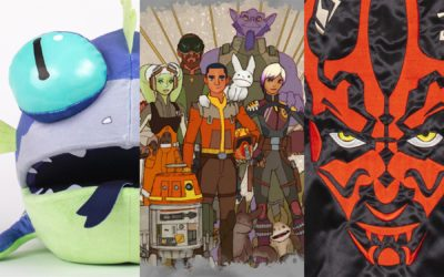 Star Wars Shares Sneak Peek at Star Wars Celebration Exclusive Merchandise