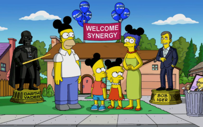 """The Simpsons"" are Heading to Disney+"