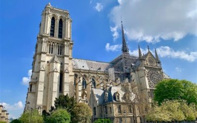 The Walt Disney Company to Donate $5 Million to Notre-Dame Cathedral Restoration Efforts