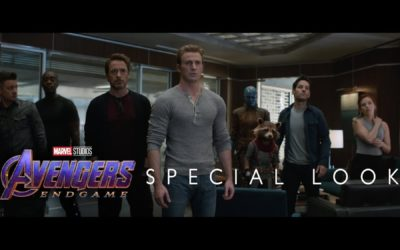 "Tickets for ""Avengers: Endgame"" on Sale Now, Plus New Posters and More"