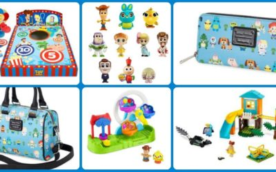 """Toy Story 4"" Play Sets and More Arrive on shopDisney"