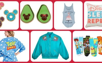 """Toy Story,"" ""Aladdin,"" and Tasty Treats Join Forever Disney Collection"