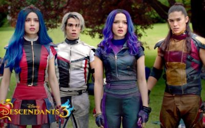Trailer Debuts for Descendants 3
