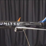 "United Airlines Teases ""The Rise of Skywalker"" Themed Plane Exterior"