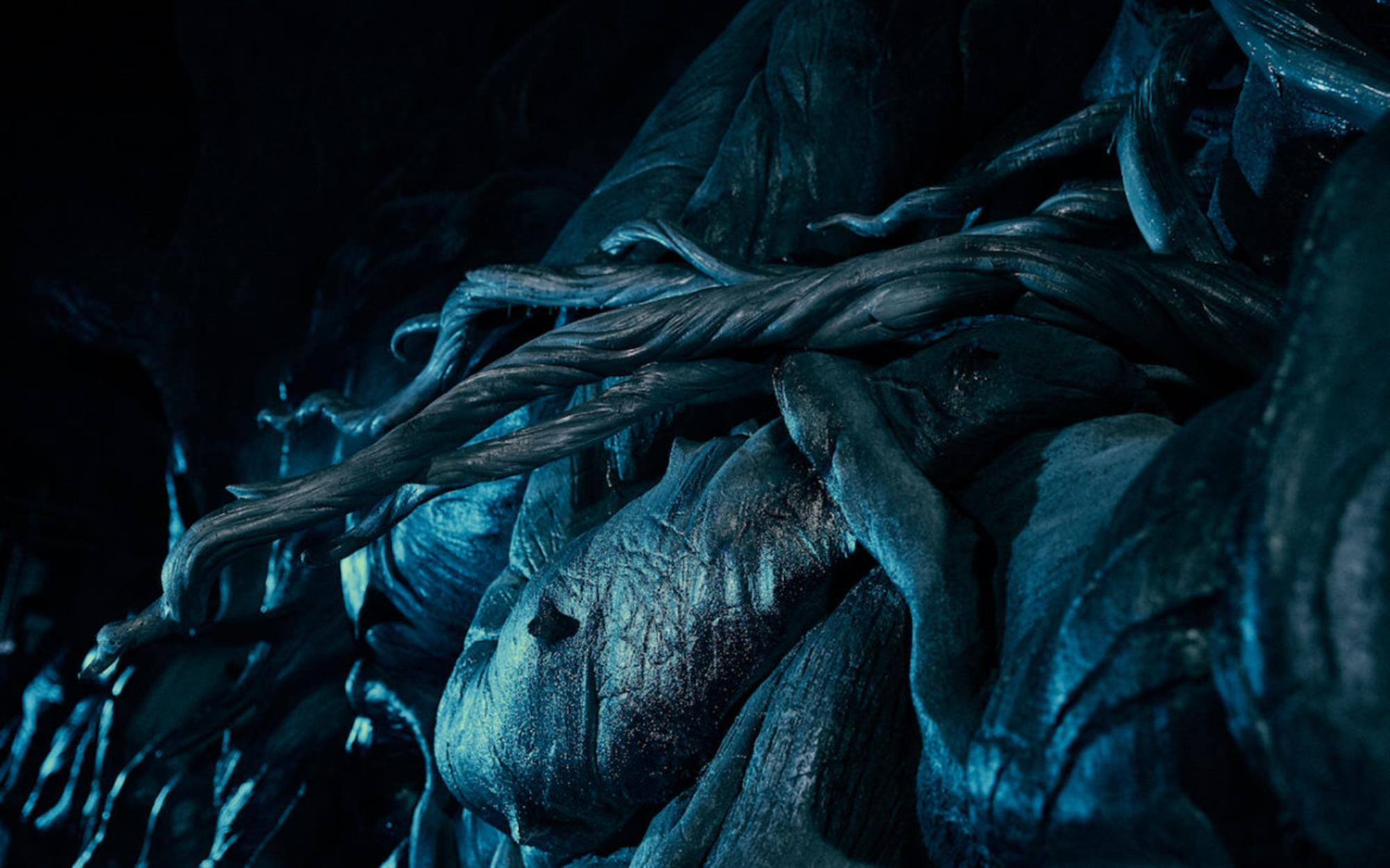 Universal Orlando Gives First Look At Devil S Snare On Hagrid S Magical Creatures Motorbike Adventure Laughingplace Com