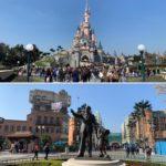 Videos: Disneyland Paris Big Thunder, Marvel Heroes, and More