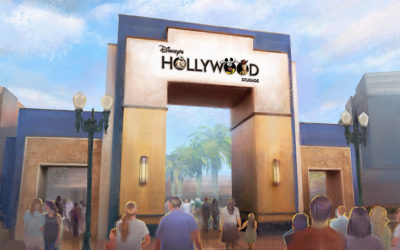 Disney's Hollywood Studios Unveils New Park Logo