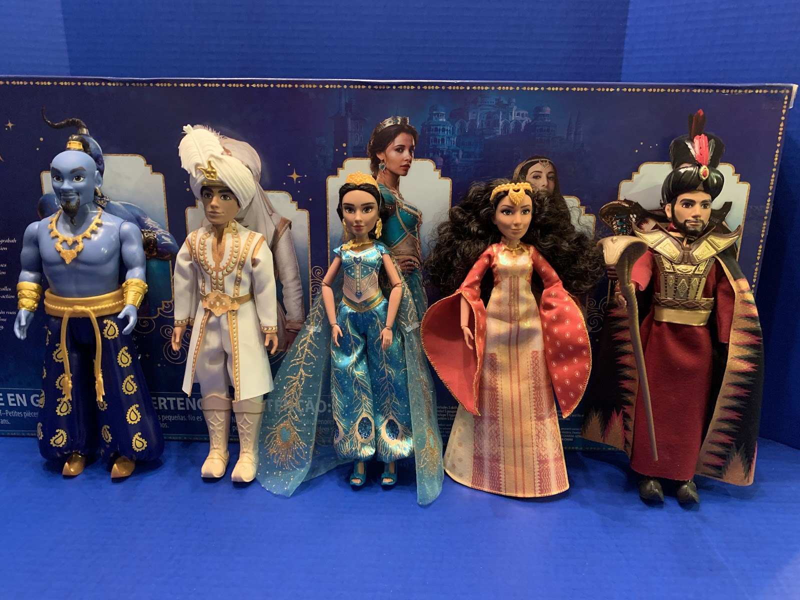 Toy Review Quot Aladdin Quot Dolls By Hasbro Laughingplace Com