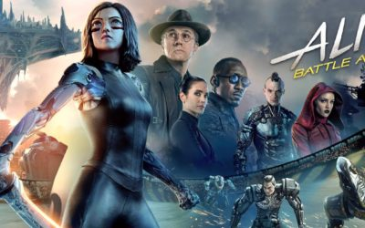 """""""Alita: Battle Angel"""" Coming to Digital and Blu-ray This July"""
