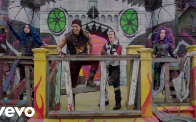"""Behind The Scenes Look at """"Descendants 3"""" Music Video """"Good To Be Bad"""""""