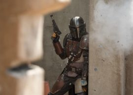 """Bob Iger Reveals That Star Wars: Galaxy's Edge Includes Things from """"The Mandalorian,"""" Next """"Star Wars"""" Movie"""