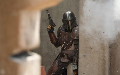 "Bob Iger Reveals That Star Wars: Galaxy's Edge Includes Things from ""The Mandalorian,"" Next ""Star Wars"" Movie"