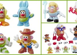 "Celebrate ""Toy Story 4"" with Hasbro's All-New Mr. Potato Head Toys"