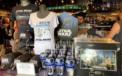 "Check Out Some of the ""Off Planet"" Star Wars: Galaxy's Edge Merchandise Available Now at Disneyland"