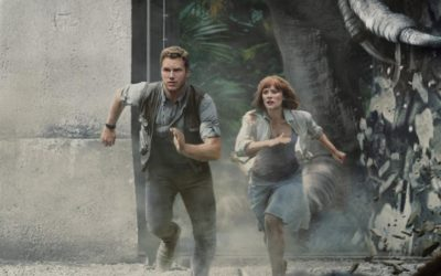 "Chris Pratt, Bryce Dallas Howard to Reprise Their Roles for ""Jurassic World - The Ride"" at Universal Studios Hollywood"