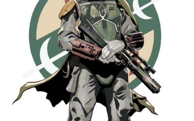 "Comic  Review - ""Star Wars: Age of Rebellion - Boba Fett"""