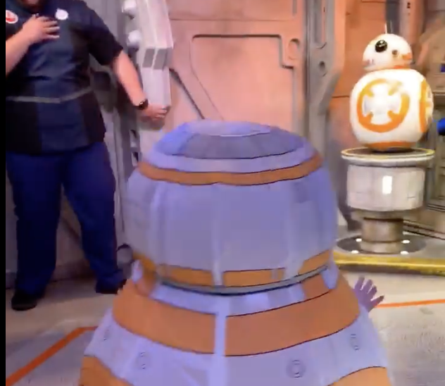 May The 4th Be With You Disney 2019: Costumed BB-8 Meets BB-8 In Adorable Guest Video From Walt