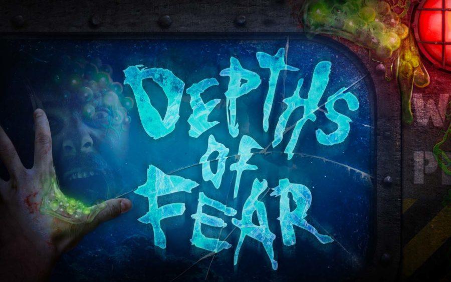 Universal Studios Halloween Horror Nights 2019.Depths Of Fear Announced As Latest Original House For Halloween