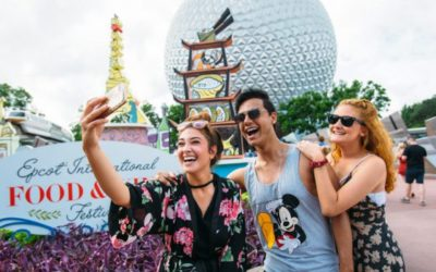 Disney Announces 2019 Epcot International Food & Wine Festival Dates, Eat to the Beat Concert Series Lineup