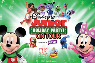 Disney Announces Disney Junior Holiday Party! on Tour Coming This Fall