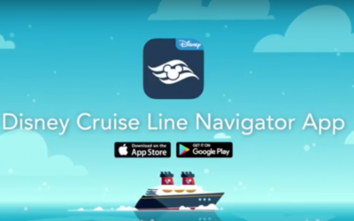 Disney Cruise Line's Navigator App Adds New Features to Help Make Your Cruise Easier