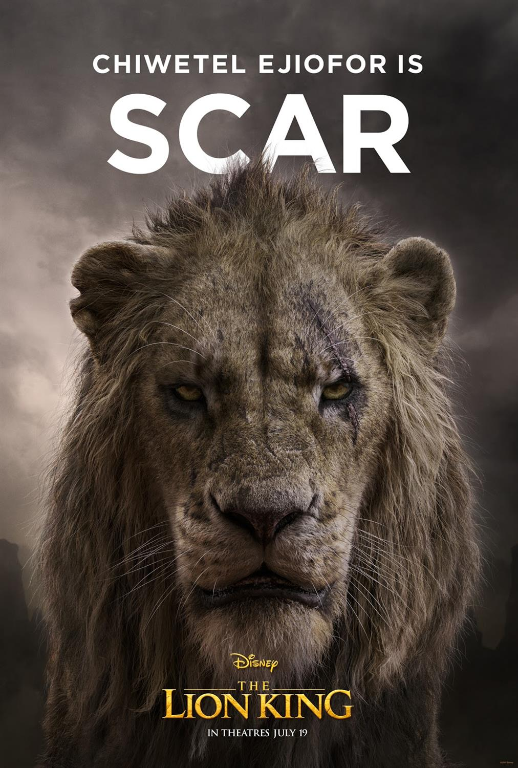 disney debuts 11 gorgeous character posters for  u0026quot the lion