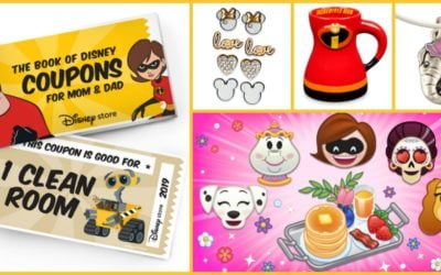 Disney Emoji Blitz, Disney Store, and shopDisney Celebrate Mother's Day with Special Offers and More
