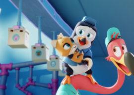 "Disney Junior Orders Second Season of ""T.O.T.S.""  Ahead of Series Premiere"