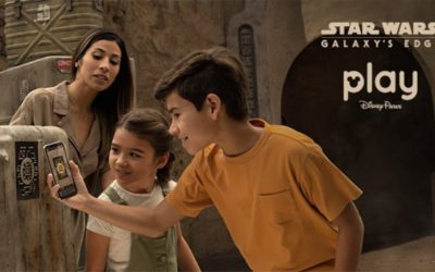 Disney Offers Closer Look at Play Disney Parks App Experiences for Star Wars: Galaxy's Edge