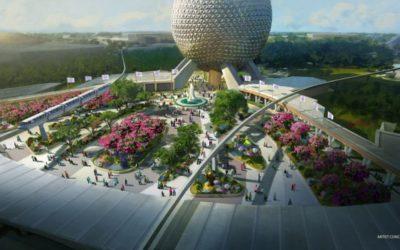 Disney Teases Epcot Announcements for D23 Expo 2019
