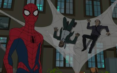 "Disney XD Picks Up Third Season of ""Marvel's Spider-Man"""