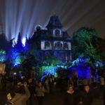 Disneyland Paris Celebrates Reopening of Phantom Manor with Special Event