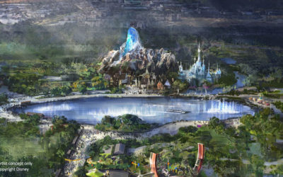Disneyland Paris Reveals New Details About Walt Disney Studios Park Expansion