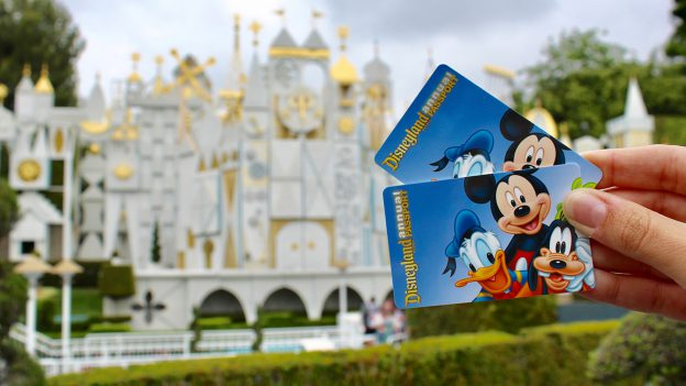 Disneyland Resort Introduces Disney Flex Passport For 2019