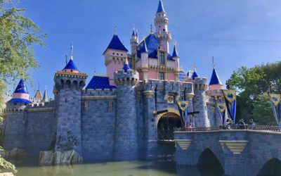 Disneyland's Iconic Sleeping Beauty Castle Unveiled Following Refurbishment