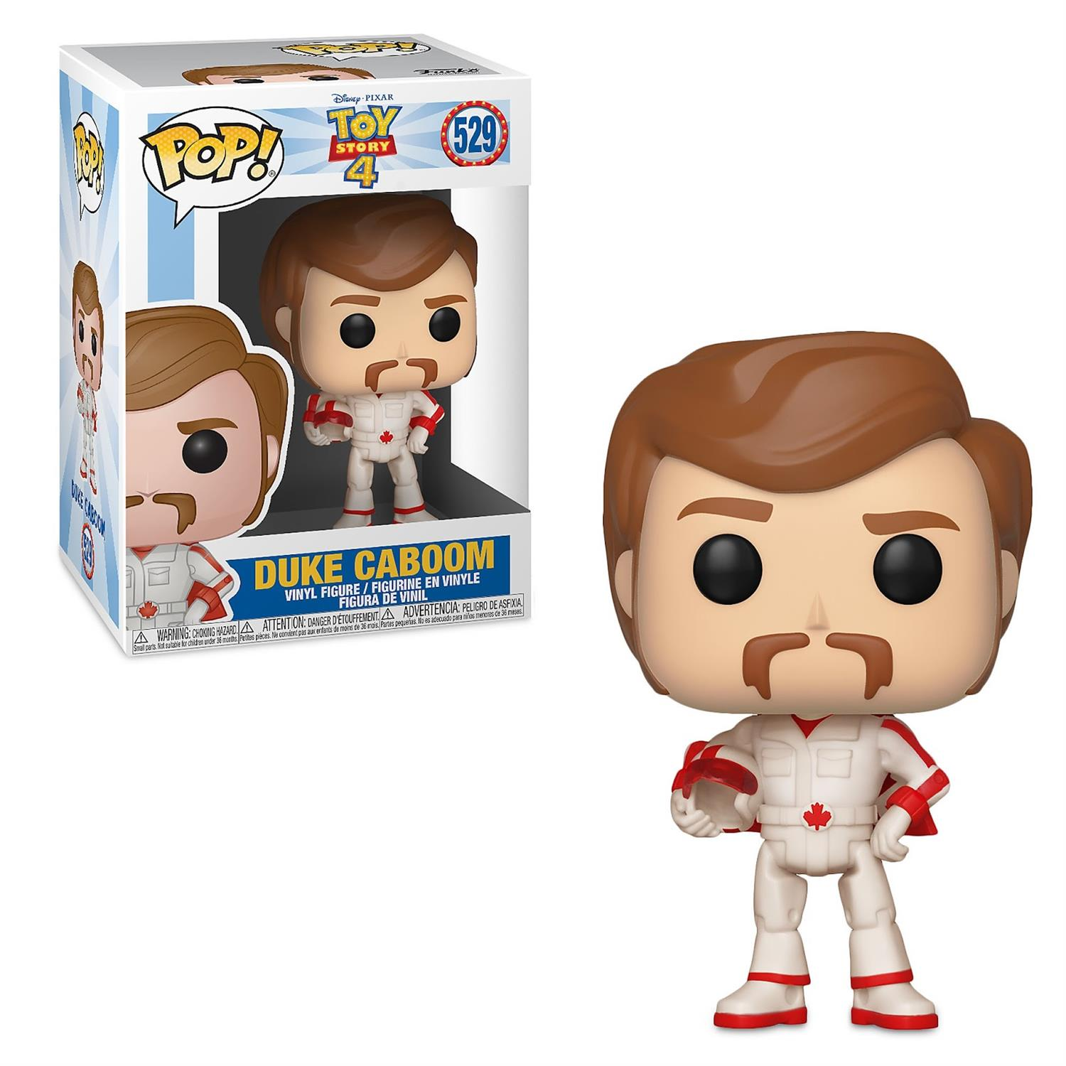 Quot Toy Story 4 Quot Funko Pop Figures Arrive On Shopdisney