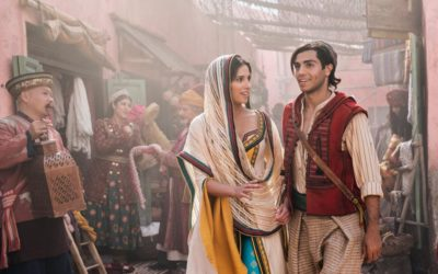 "El Capitan Theatre Hosting Limited Engagement for Disney's ""Aladdin"""