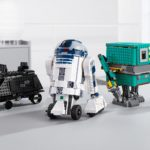 LEGO Star Wars BOOST Droid Commander Creative Building/Coding Set Announced