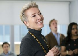 "Emma Thompson Reportedly in Talks to Join Disney's ""Cruella"""